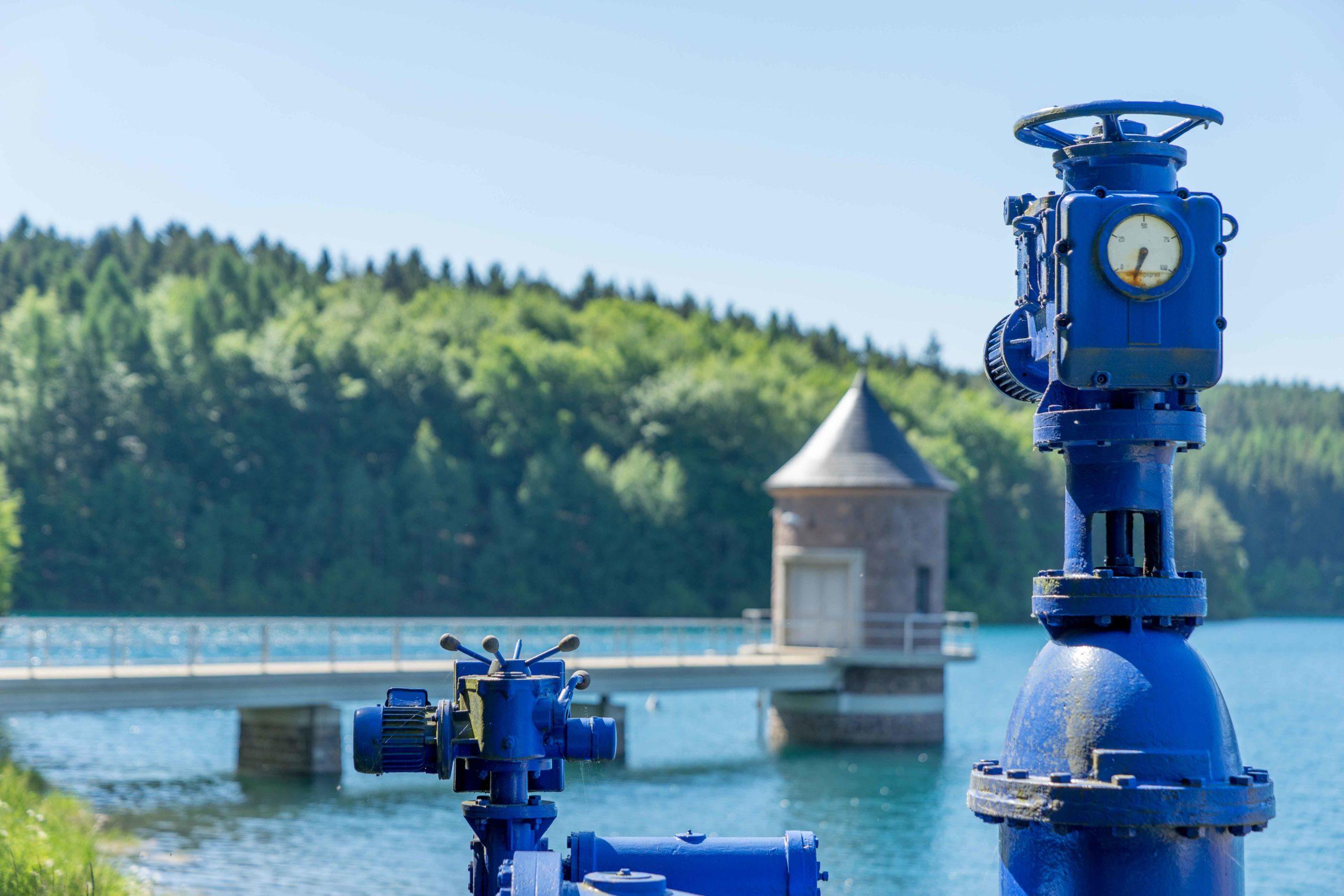 Alte Wasserpumpe der Trinkwassser